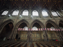 Chester Cathedral in Chester stock fotografie