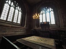Chester Cathedral in Chester royalty-vrije stock foto