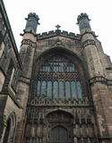 Chester Cathedral in Chester Royalty Free Stock Images