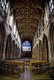 Chester Cathedral, Chester, UK Royalty Free Stock Images