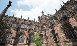 Chester Cathedral, Chester UK Stock Photography