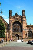 Chester Cathedral. Royalty Free Stock Photos