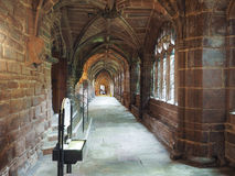 Chester Cathedral em Chester Fotos de Stock Royalty Free