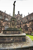 Chester Cathedral Stock Image