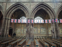 Chester Cathedral In Chester Royalty Free Stock Photography
