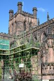 Chester Cathedral, Uk Royalty Free Stock Photography
