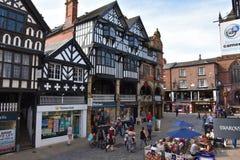 Chester city Royalty Free Stock Photos