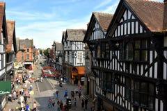 Chester city Stock Photos