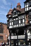Chester city Stock Photo