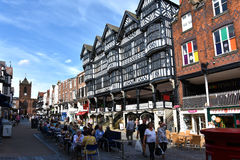 Chester city royalty free stock photography