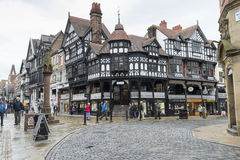Chester city centre Stock Images