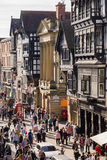 Chester City England photo stock