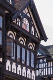 Chester City England royalty-vrije stock foto