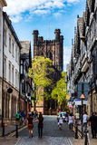 Chester city, England Royalty Free Stock Photography