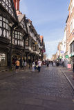 Chester City Northgate Street Stock Photography