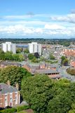 Chester city, Uk Stock Photo