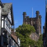 Chester en el Reino Unido Imagenes de archivo