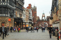 Chester Royalty Free Stock Photo