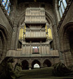 Chester katedra Zdjęcia Royalty Free