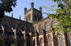 Chester-Kathedrale Lizenzfreies Stockfoto