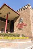 Chester Magistrates Court royalty-vrije stock foto's