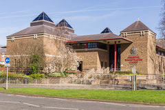 Chester Magistrates Court Stock Photography