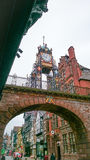 Chester Palace Royaltyfria Bilder