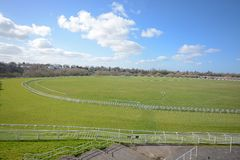 Chester race course Stock Photos