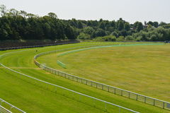 Chester race course. On a hot summers day Stock Images