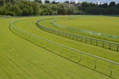 Chester race course. Chester on a sunny day Royalty Free Stock Photo