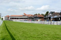 Chester Racecourse photographie stock libre de droits