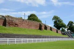 Chester Racecourse Arkivfoton