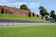 Chester Racecourse Arkivbild
