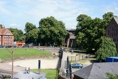 Chester rzymianina Amphitheatre Zdjęcie Royalty Free