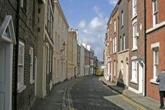 Chester-Stadtmitte, 2006 Stockbilder