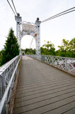 Chester Suspension Bridge Royalty Free Stock Images