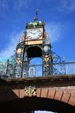 CHester town clock Stock Photography