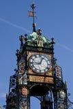 Chester - Victorian Clock - England Stock Photos