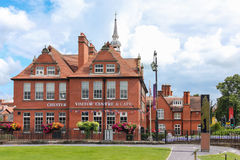 Chester Visitor Centre. Chester. England Stock Photo