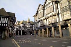 Chesterfield, Derbyshire Foto de Stock Royalty Free