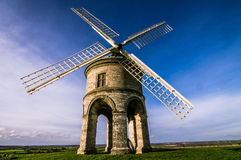 Chesterton Mill. Old windmill in Warwickshire on a warm summer day Royalty Free Stock Image