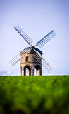 Chesterton Mill. Old windmill in Warwickshire on a warm summer day Stock Photography