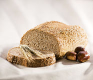 Chestnut bread Stock Images