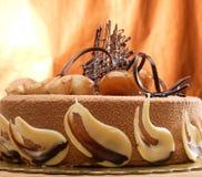 Chestnut cake Stock Photography