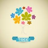 Chestnut Tree Illustration Stock Images