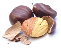 Free Chestnuts Royalty Free Stock Photo - 24697895