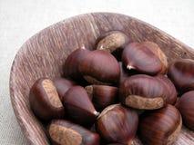 chestnuts Στοκ φωτογραφίες με δικαίωμα ελεύθερης χρήσης