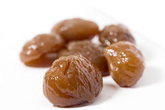 Free Chestnuts Dessert Royalty Free Stock Image - 69134346