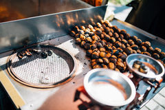 Chestnuts in Istanbul Royalty Free Stock Photography