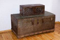 Chests Stock Image